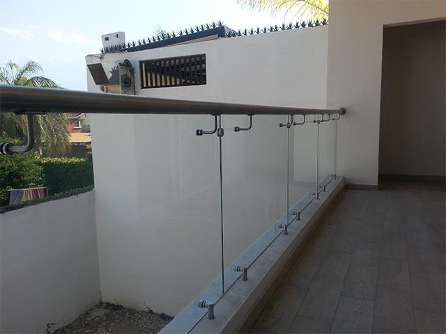 Deaalum barandales de vidrio templado 81 1771 4732 - Vidrios para terrazas ...
