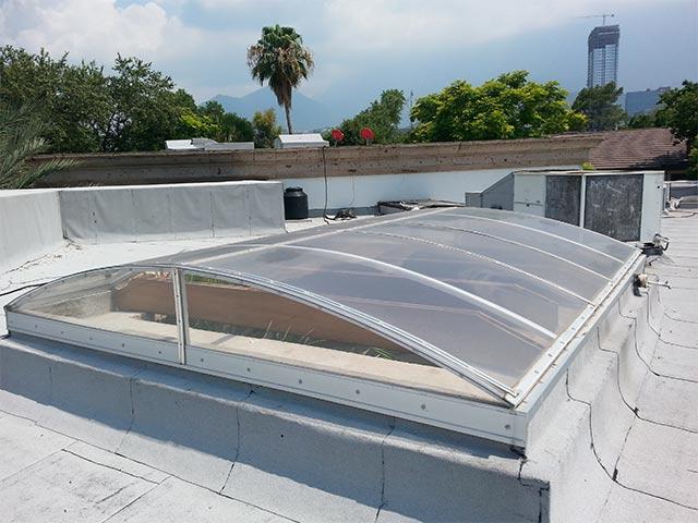 Deaalum domos de vidrio acr lico y policarbonato 81 - Vidrio de policarbonato ...