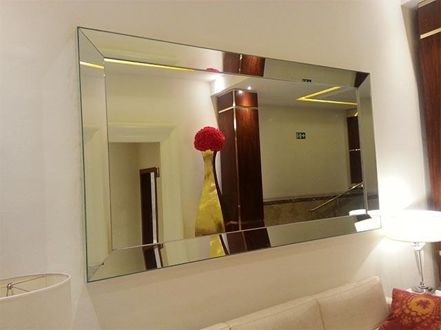 Deaalum espejos decorativos 81 1771 4732 for Espejos biselados para sala